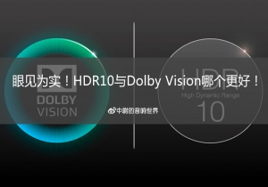 HDR10与Dolby Vision哪个更好?