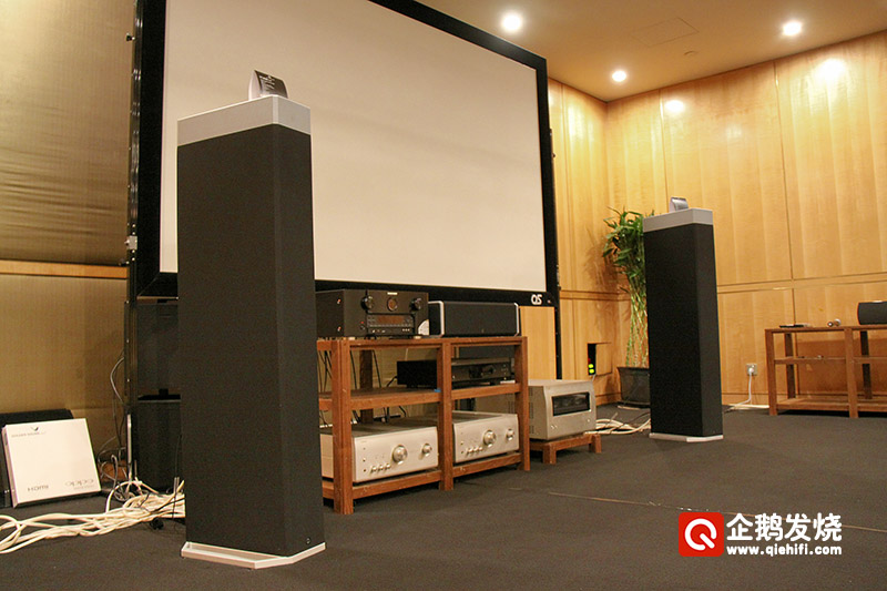 中尉视角:2018年上海音响展之 Denon \ Marantz \ Definitive \ Polk Audio 篇